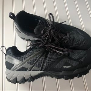 Merrell Flexconnect Black & Gray men's shoes